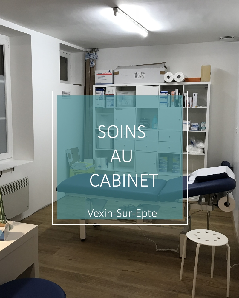 SOINS CABINET VEXIN EPTE infirmier